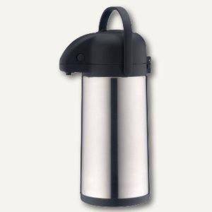 Alfi Pumpkanne TT, 2.5 Liter, Edelstahl mattiert, 0837205250