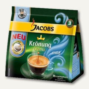 Kaffeepads Krönung Crema Mild