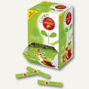 Hellma Candarel Stevia, Tafelsüße zum Streuen, 200 Sticks, 60100032