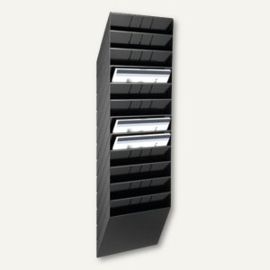 Artikelbild: Wand-Prospekthalter-Set FLEXIBOXX 12