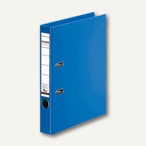 Falken Ordner Chromocolor, DIN A4, PP, Rücken 50 mm, blau, 11285913
