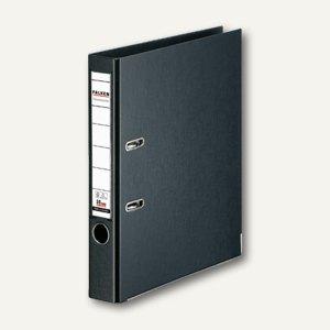 Falken Ordner Chromocolor, DIN A4, PP, Rücken 50 mm, schwarz, 11285855