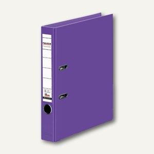 Falken Ordner Chromocolor, DIN A4, PP, Rücken 50 mm, violett, 11285269