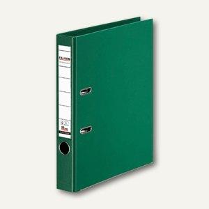 Falken Ordner Chromocolor, DIN A4, PP, Rücken 50 mm, grün, 11285939