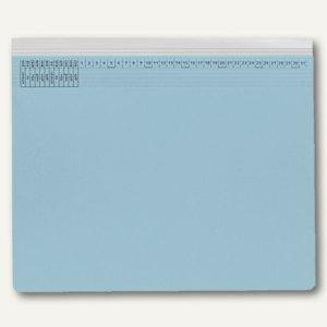 officio Kanzleihängehefter mit Tasche, Rechtsheftung, hellblau, 25 Stück,KF15783