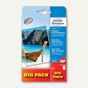 Fotopapier Big Pack