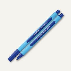 Schneider Kugelschreiber Slider edge, Strichstärke M, blau, 152103