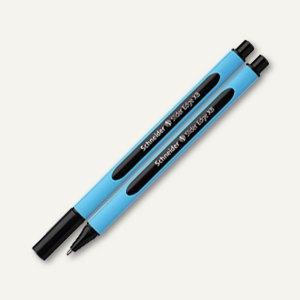 Schneider Kugelschreiber Slider edge, Strichstärke XB, schwarz, 152201