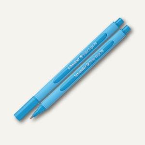 Schneider Kugelschreiber Slider edge, Strichstärke XB, hellblau, 152210