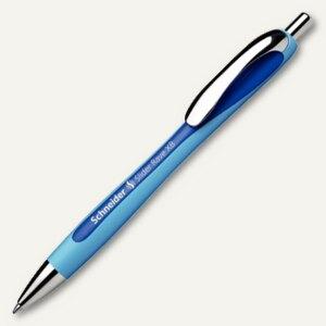 Schneider Kugelschreiber Slider Rave, Strichst.: XB, dokumentenecht, blau,132503
