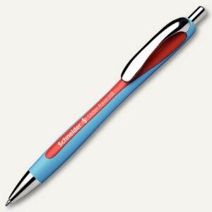 Schneider Kugelschreiber Slider Rave, Strichst.: XB, rot, 132502