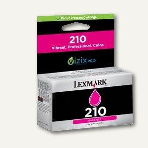 Lexmark Return-Druckkopfpatrone Nr.210, magenta, 14L0087E