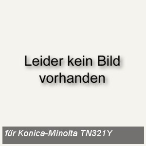 Konica Minolta Toner, gelb, ca. 25.000 Seiten, A33K250