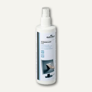 Durable Bildschirmreiniger SCREENCLEAN fluid, 250 ml, 5782-19