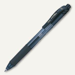 Pentel Tintenroller EnerGel X Liquid, Druckmechanik, 0.35 mm, schwarz, BL107-A