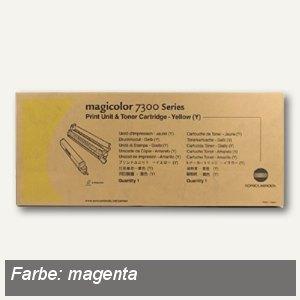 Konica Minolta Toner, magenta, 31.500 Seiten, A3VU350
