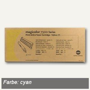 Konica Minolta Toner, cyan, 31.500 Seiten, A3VU450