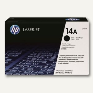 HP Tonerkartusche 14A, ca. 10.000 Seiten, CF214A