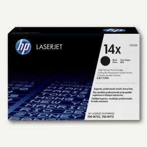 HP Tonerkartusche 14X, ca. 17.500 Seiten, CF214X