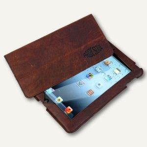 Pride & Soul Tablet-PC Hülle Slade, iPad, Leder, braun, 47185