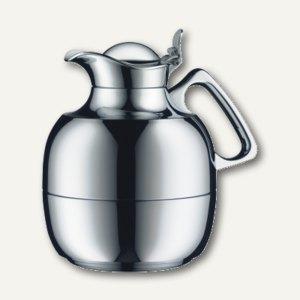 Alfi Isolierkanne Juwel Tea, 1 l, Messing, chrom, 0772000100