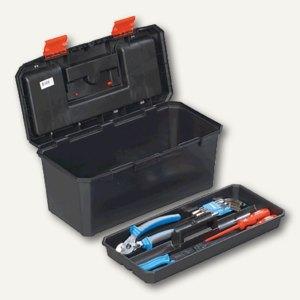 VISO Werkzeugbox, B480 x H230 x T230 mm, PP, schwarz, PO05