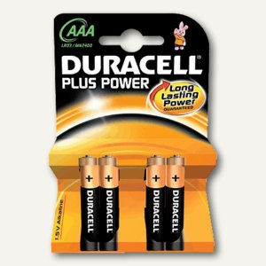 Artikelbild: Batterien DUR Plus Power