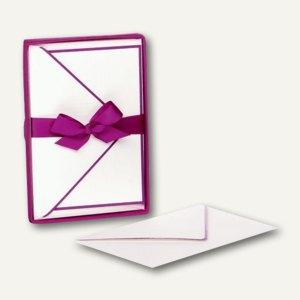 Artikelbild: Handgeränderte Karten inkl. Umschläge