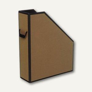 Rössler Stehsammler mit Kordelgriff, Nougat-schwarz, 2er Pack, 1318454302