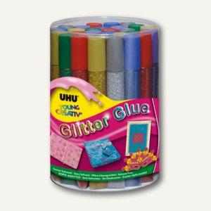 Young Creativ Glitter Glue Original