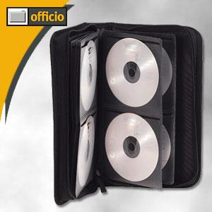 Artikelbild: DVD/CD WALLET 48 für 48 CDs