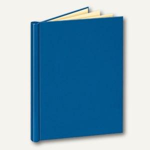 Veloflex Klemmbinder DIN A4, 20 mm Füllhöhe, Leinenstruktur, blau, 4944250