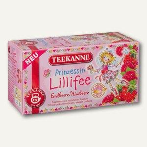 Teekanne Kindertee Prinzessin Lillifee, 20x 2.75 g, Erdbeere-Himbeere, 6781