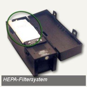 HEPA-Filtersystem für Tonerstaubsauger OMEGA, bis 0.12 Micrometer, 40192