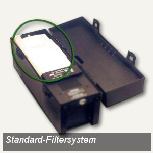 Standard-Filtersystem für Tonerstaubsauger OMEGA