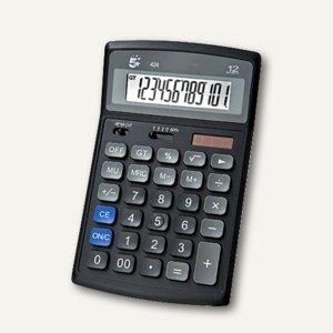 officio Tischrechner 424, 12-stellig, schwarz, 960112