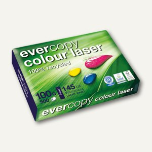 Laserpapier Evercopy Colour Laser