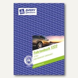 Fahrtenbuch DIN A5 hoch