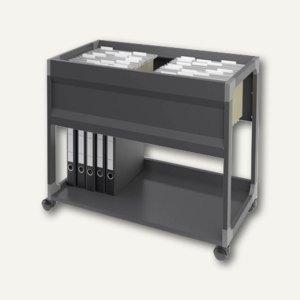 Hängemappenwagen SYSTEM File Trolley 100 Mappen