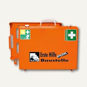 Erste-Hilfe-Koffer Spezial Baustelle