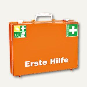 SÖHNGEN® Erste-Hilfe-Koffer Galvo, orange, 0301165
