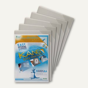 "Magnet-Tasche ""KANG Easy load magnetic"", DIN A4, transparent, 5er Pack, 194690"