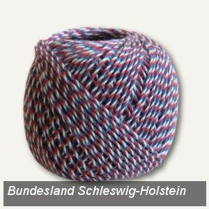 """officio Notariatsgarn """"Schleswig-Holstein"""", 36 m, blau/weiß/rot, 254538"""
