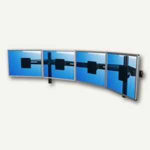 Viewmaster Monitorarm, für 4 Monitore bis 500 mm breit, horizontal, 53.433