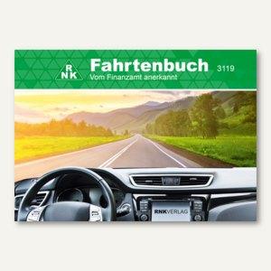 Fahrtenbuch für PKW