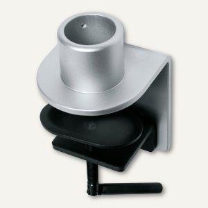Dataflex Viewmaster Tischklemme, für Monitorarm Säulenbefestigung, silber,53.862