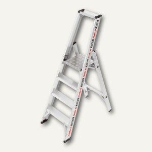 Hailo Plattformleiter ChampionsLine P225, 4 Stufen, bis 225 kg, 8204-001