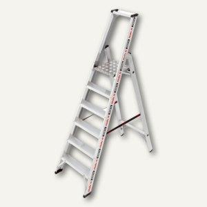 Hailo Plattformleiter ChampionsLine P225, 6 Stufen, bis 225 kg, 8206-001