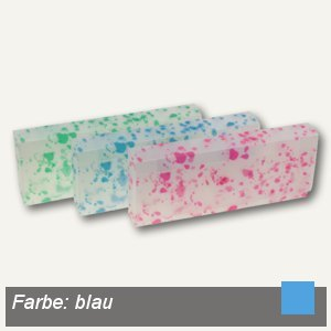 dataplus Federmappe-Smart, Polypropylen, 195x80x25mm, blau, 6St., 20197.619