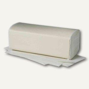 Fripa Handtuchpapier Plus, V-Falz, 2-lagig, 100% Altpapier, weiß, 4012101